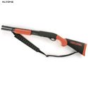 Hogue 1300 Less Lethal Orange OverMolded Shotgun Stock w/ Forend
