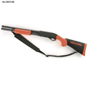 Hogue Mossberg 500 12 Gauge Less Lethal Orange OverMolded Shotgun Stock w/ Forend