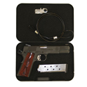 Large Handgun 3-Combination Lock Storage Safe
