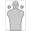 US Marshals Modified Target