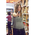 Woman w/ Gun and Bystander Armed Robbery Target