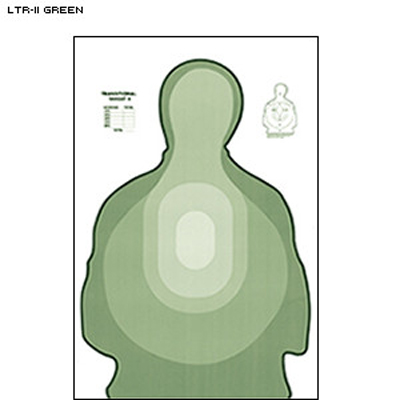 Heavy Duty Corrugated Plastic Transtar Target (Green)