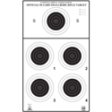 Official NRA Small Bore Rifle 50-Yard Target (A-23-5)