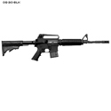 Black Plastic Training M4 Carbine