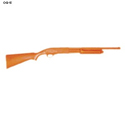 Orange Plastic Remington 870 Training Shotgun