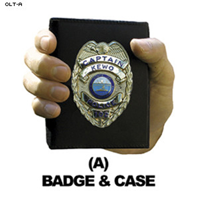 Badge & Case Hand Overlay