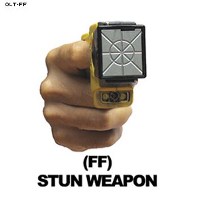 Stun Weapon Hand Overlay