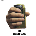 Beer Can Hand Overlay