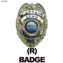 Badge Hand Overlay