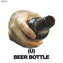 Beer Bottle Hand Overlay
