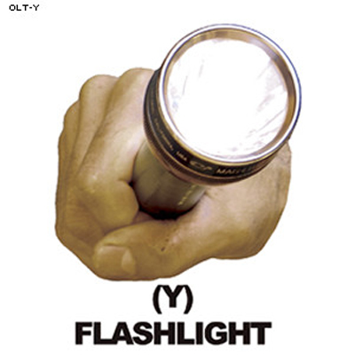 Flashlight Hand Overlay