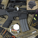 Otis M-16/AR15 Butt Stock Gun Cleaning Kit