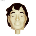 3D Plastic Target Reactive Female Replacement Head