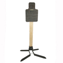 Challenge Targets Pivot Stand w/ Torso Rifle Steel Target