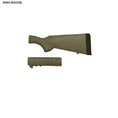 Ram Training Stock for Mossberg 500 (Dark Green)
