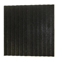Acoustic Shooting Range Rubber Panel