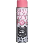 Paint for the Cure Pink Steel Target Paint