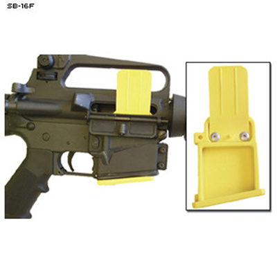M16/M4 Weapons Safety Device w/ Ejection Port Flag