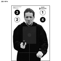 MN Center for Criminal Justice Skill Builder Photo Target