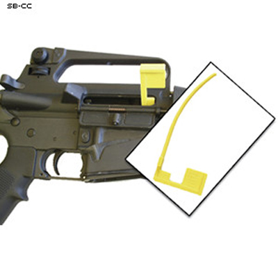 Universal Shooting Range Safety Flag