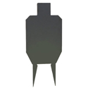 LET Full Size IPSC Steel Stake Target