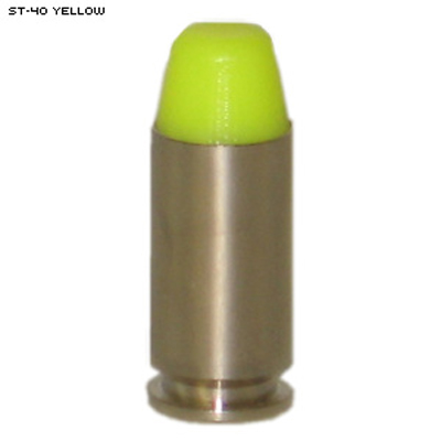 S.T. Action Pro .40 Dummy Round (Yellow)