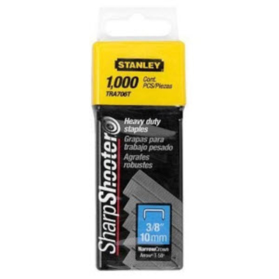 "Stanley TRA706T 3/8"" Staples"