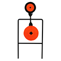 Birchwood Casey Sharpshooter Super Double Mag Spinning Target