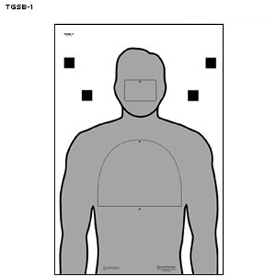 Serious Business Anatomical Training Target