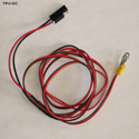 12v Gradient Thermal Target Kit Molded Connector with 6' Battery Leads
