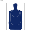 Texas Dept. of Public Safety CHL Qualification Target