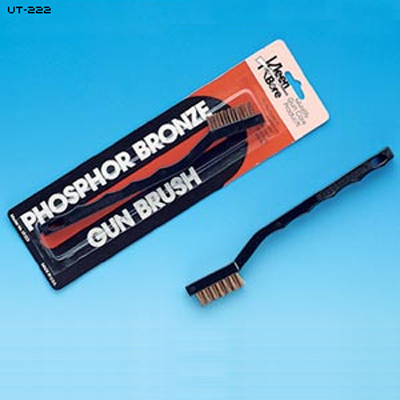 UniqueTek Stainless Steel Bristle Cleaning Brush